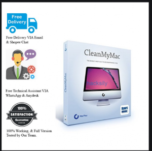 CleanMyMac X 4.8.2 Crack with Activation Key Download 2021