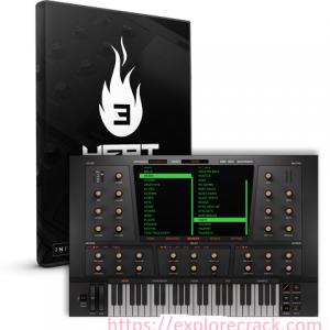 Heat Up 3 v3.1.3 VST Crack Mac with [Keygen +Torrent] Free Download