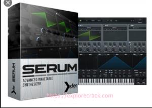 Serum 2021 Vst V3b5 Mac Crack + Serial Key Free Download [Latest]