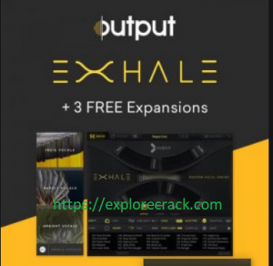 Exhale 1.1 Vst Crack Mac With Serial Number Free Download 2021