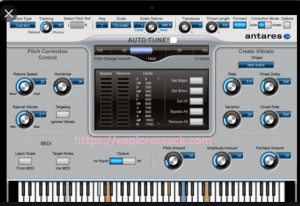 AutoTune Evo 6.0.9.2 Vst Crack Mac + Torrent Free Download 2021