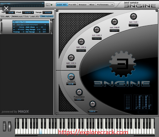Engin Vst 2.1.0.186 Crack Mac With Activation Key Free Download Latest