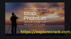 DxO PhotoLab 4.3.1 Crack With Activation Code Download 2021
