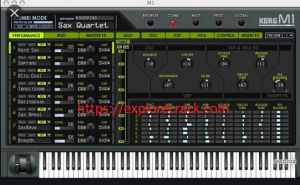 korg M1 v2 Vst Crack Mac + Activation Key Free Download 2021