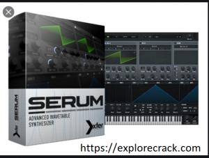 Serum 2021 VST Crack Mac V3b5 + Serial Number (Torrent) Download