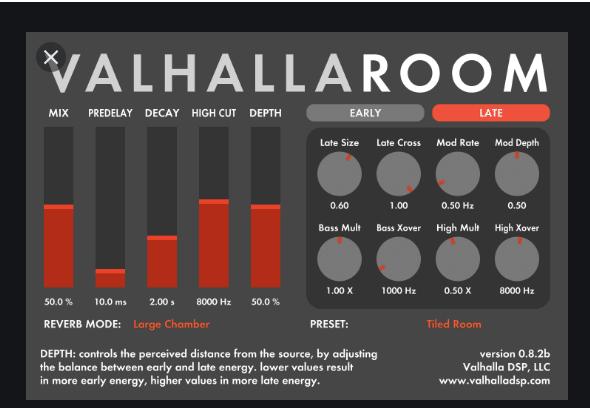 Valhalla Room 1.6.3 Vst Crack Mac + Activation Key (Torrent) Download