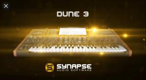 Dune 3.4 Crack Vst Mac + Activation Key Free Download 2021