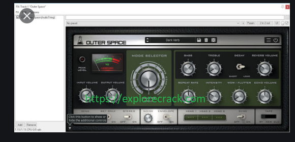 Outer Space 1.2.1 Vst Mac Crack + Activation Key Download 2021