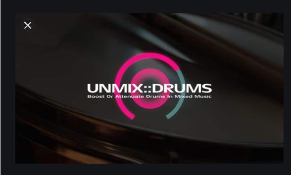 Unmix Drums v1.0.3 Vst Crack Mac + Activation code Free Download 2021