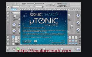 Microtonic 3.2 Vst Crack Mac + Serial Number & Registration Key Free Download