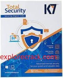 K7 Total Security 16.0.0498 2021 Crack + Serial Key Download 2021
