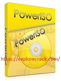 PowerISO Crack 7.8 With Registration Key Latest Version