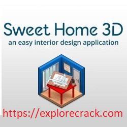 Sweet Home 3D 6.5 Crack + Keygen Free Download (2021) Latest