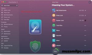 CleanMyMac X 4.8.1 Crack Activation Key + Keygen Free Download