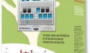 Antares Auto Tune Efx Vst au rtas 9.1.1 Crack Mac Free Download 2021