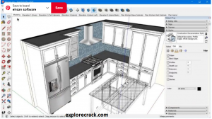 SketchUp Pro 2021 Crack + License Key (Torrent) Latest Free Download