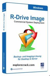 R-Tools R-Drive Image 6.3 Build 6309 Crack + Registration Key [2021]