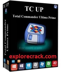 Total Commander Ultima Prime 8.1 Crack + Activation Key Free Download