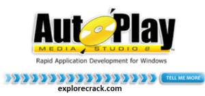AutoPlay Media Studio 8.5.3.0 Crack + Serial Key 2021 Full Download