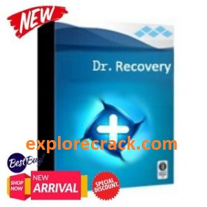 Amazing Dr. Recovery 15.8 Crack Serial Number Full Download