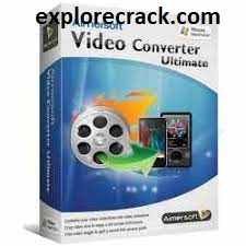 Any Video Converter Ultimate 7.2.0 Crack With License Key Download